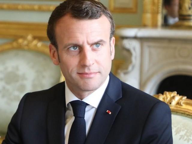 """""""Grob und unsensibel"""": Macron wegen Sager über Demonstrantin in der Kritik"""