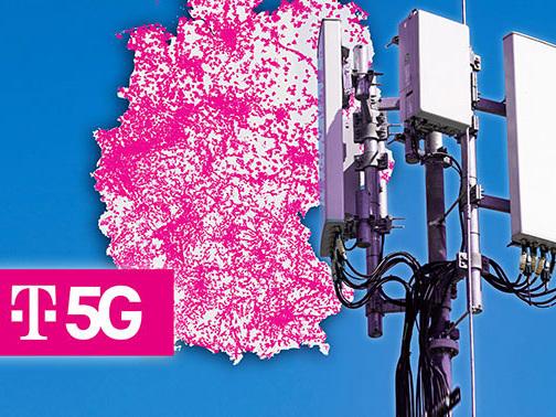 Neue 5G-Masten: Telekom und o2 nennen Zahlen