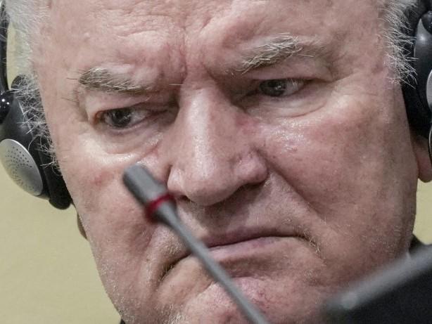 Gericht bestätigt lebenslange Haftstrafe für Mladic wegen Völkermords