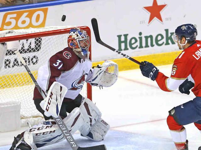 NHL: Grubauer überzeugt mit 33 Paraden
