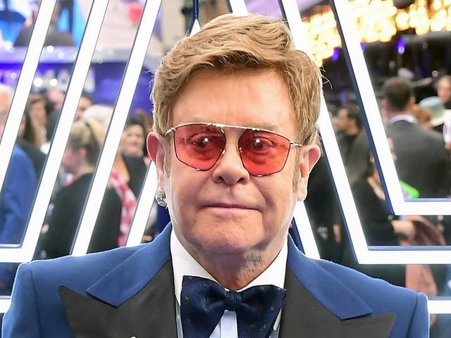 """Brexit-Regeln für Musiker: Elton John auf """"Kriegspfad"""" - Treffen mit Boris Johnson verlangt"""