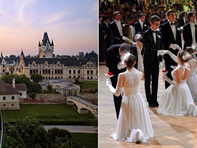 30 Jahre Freizeit: Weinfest im Schloss Grafenegg & Juristenball