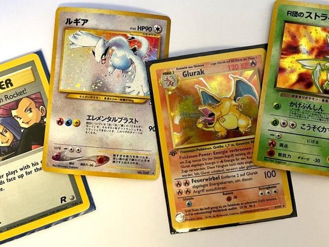 Pokémon-Hype: Karten bis über 350.000 US-Dollar wert