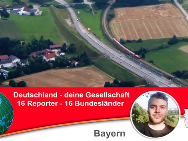 """16 Reporter, 16 Bundesländer - Bayern - """"Dem Seehofer glaub ich gar nichts"""": Besuch auf dem Land zeigt, warum die CSU so abgestürzt ist"""