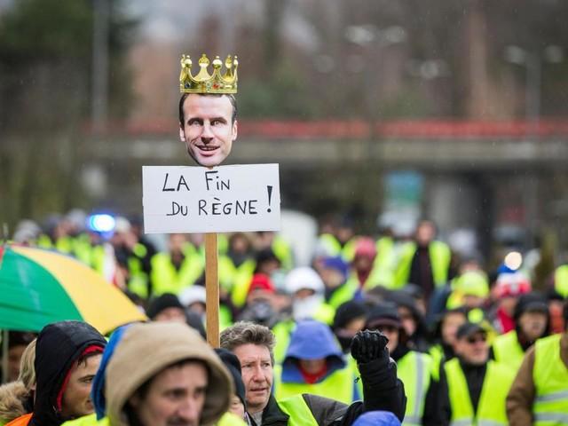 Macron muss Kurs halten – sonst endet er wie Renzi