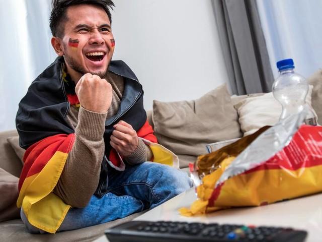Zu viel Nervenkitzel? Fußballschauen kann Herzinfarkt-Risiko steigern