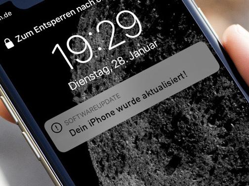 iOS 13: Im Schnitt alle 17 Tage ein Update