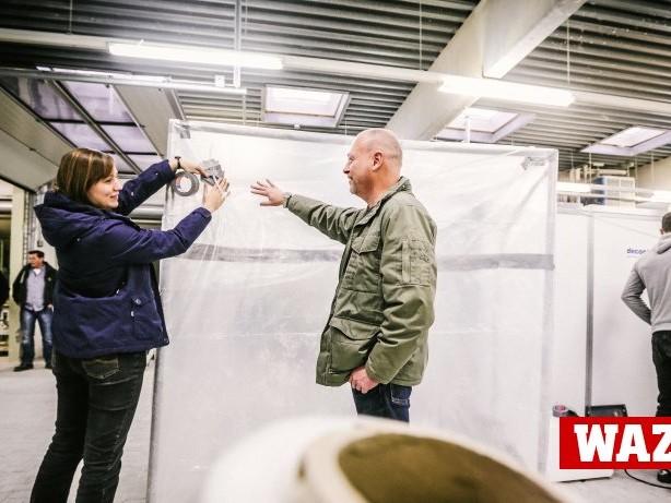 Asbest: Asbest bleibt in vielen alten Gebäuden noch lange ein Risiko