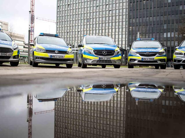 Eine Marke liegt nur in NRW vorn: Welche Autos die deutsche Polizei am liebsten fährt