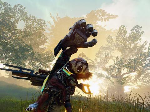 Biomutant: Gameplay von PS5 & Xbox Series X - niedrigere Auflösung auf PlayStation 5