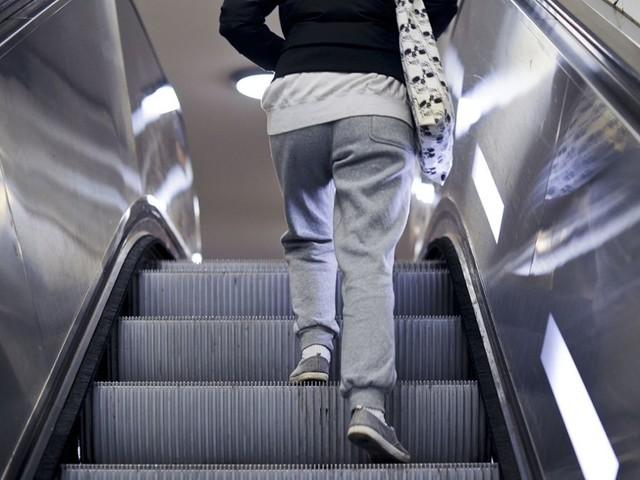 Broken-Escalator-Phänomen: Darum ist es komisch, eine stehende Rolltreppe zu betreten
