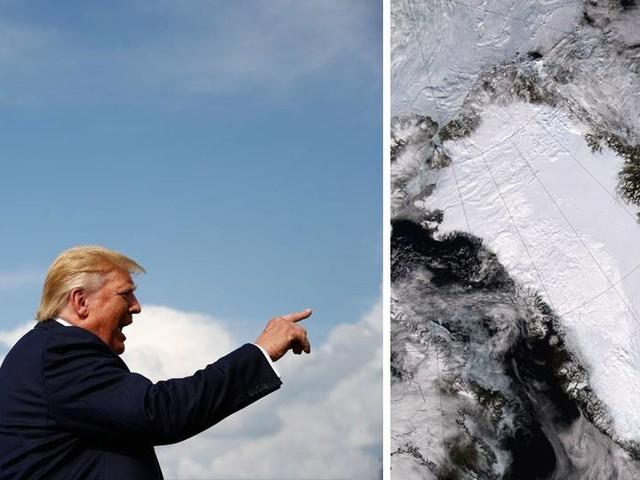 """""""Ein großes Immobiliengeschäft"""": Trump irritiert Dänemark mit Grönland-Kauf – und sät Zweifel an Staatsbesuch"""
