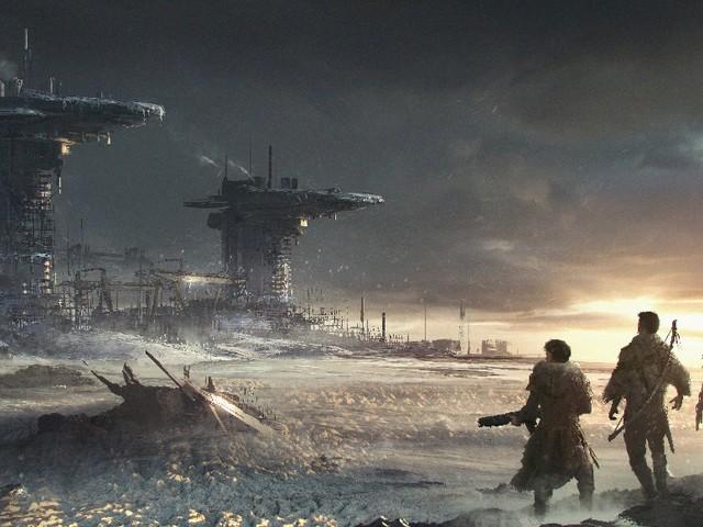 Scavengers: Frostiger Survival-Shooter ehemaliger Halo- und Battlefield-Veteranen startet in den Early Access
