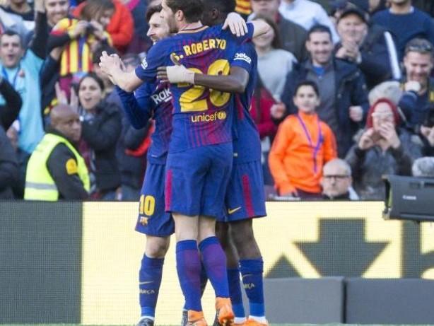 Primera Division: FC Barcelona wieder siegreich - Auch Real gewinnt