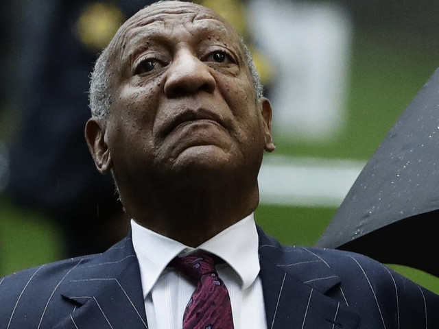 Prozess wegen sexueller Nötigung: Bill Cosby zu Gefängnisstrafe verurteilt