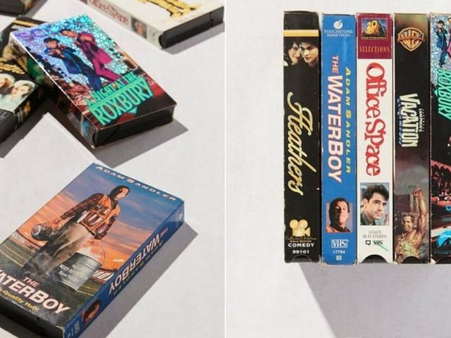 Hauptsache Retro – Urban Outfitters' skrupelloses Geschäft mit Videokassetten