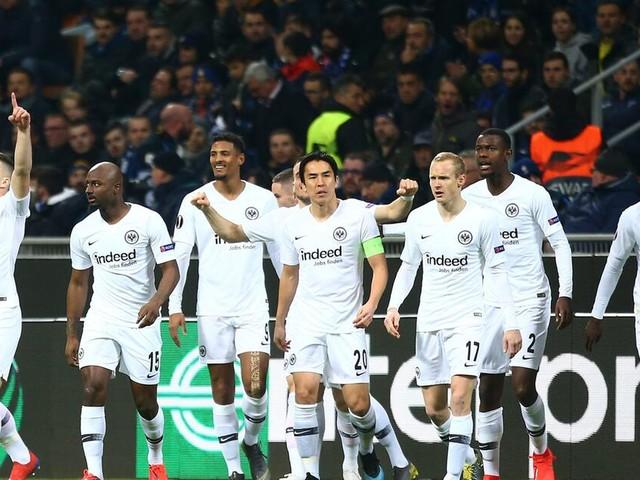 Frankfurt feiert magische Nacht: Nach 1:0 bei Inter im Viertelfinale