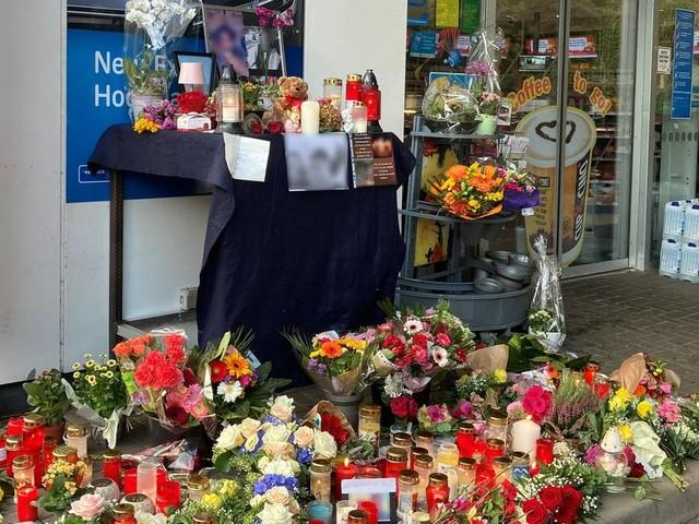Viele offene Fragen: Entsetzen über Tankstellen-Mord nach Streit umMaskenpflicht
