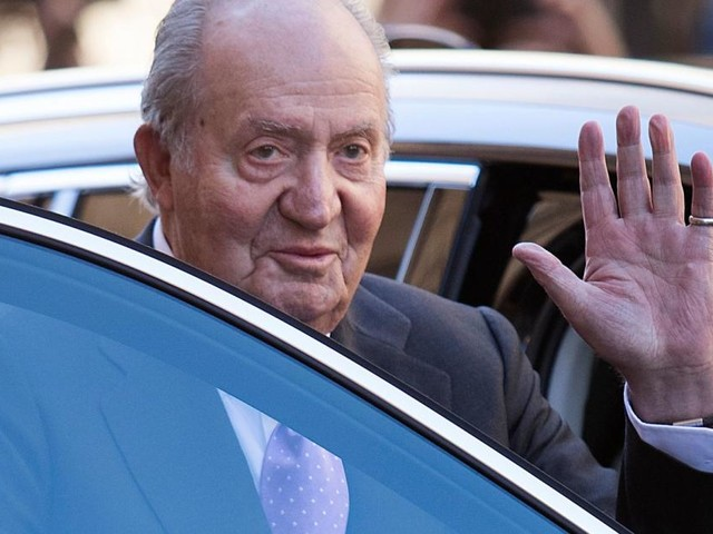 Wegen Korruptionsverdacht: Spaniens Ex-König verlässt das Land
