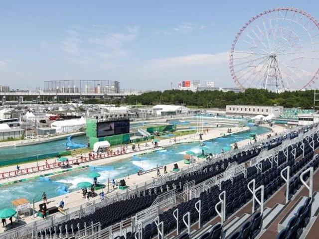 """Top, top, top"": Die Arenen begeistern die Olympioniken"