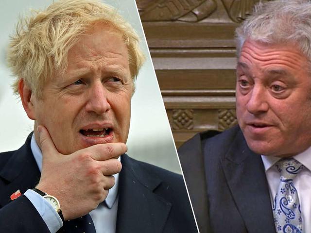 No-Deal-Brexit: Bercow droht Johnson, ihn mit allen Mitteln zu stoppen