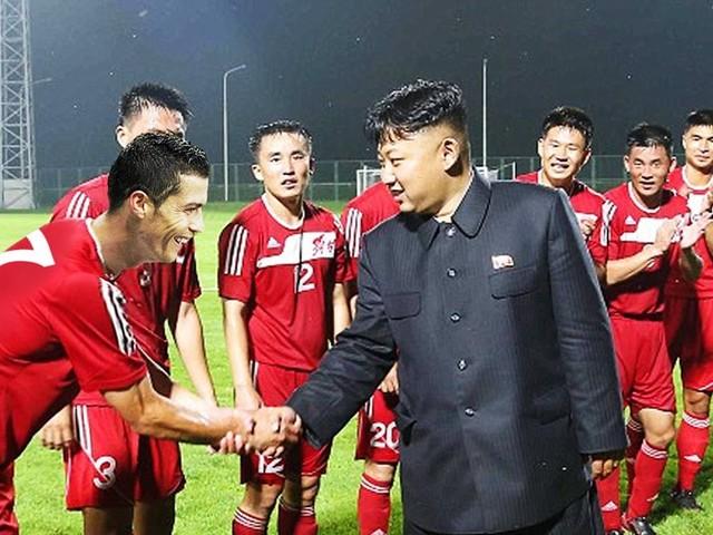 Kein Auslieferungsabkommen mit Spanien: Cristiano Ronaldo wechselt zum Pjöngjang SC