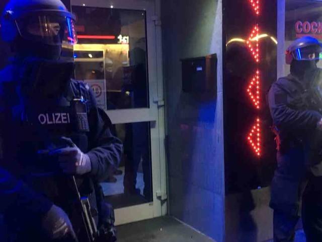1300 Polizisten im Einsatz: Großrazzia gegen Clans im Ruhrgebiet