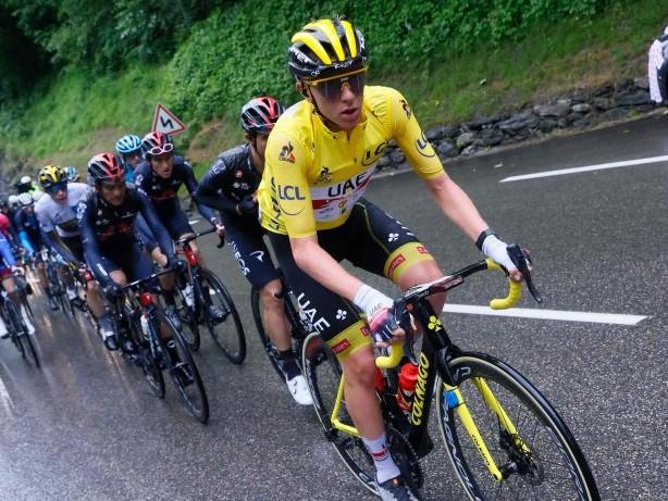 Tour de France: O'Connor gewinnt Bergankunft - Pogacar weiter in Gelb