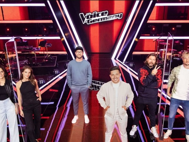 """Lampenfieber bei """"The Voice Of Germany"""": Claudia vs. Douglas im Battle"""