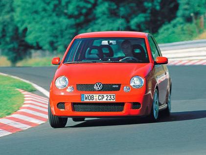 VW Lupo GTI: Euro 4, 16V, Leistung, kaufen VW Lupo GTI: Klassiker des Tages