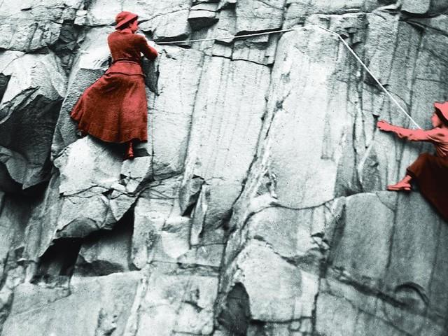Frauen in den Bergen: Die ersten Rock-Stars