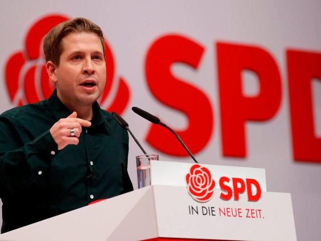 SPD-Parteitag: Kühnert neuer SPD-Vize +++ weitere Stellvertreter gewählt +++ sofortiges Groko-Aus vom Tisch
