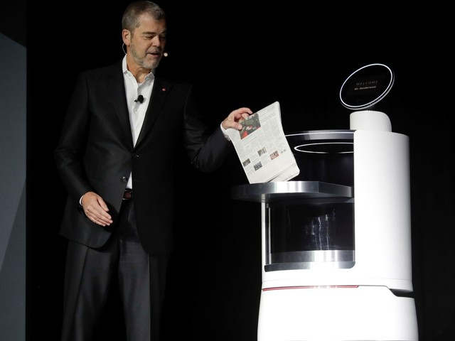 LG Unveils Voice Assistant That Ignores Your Questions, Just Like Real People