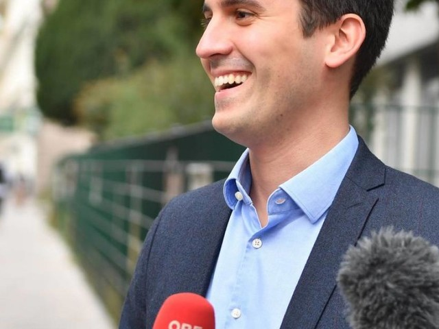 """Christoph Wiederkehr: """"Neos haben den Nerv der Wähler getroffen"""""""