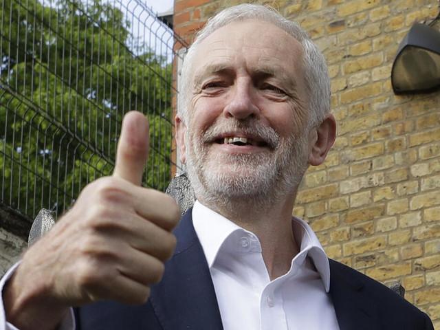 Oppositionschef: Umfrage in Großbritannien: Lieber No-Deal-Brexit als Jeremy Corbyn