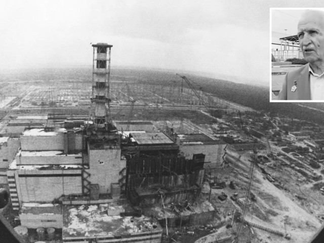"""Super-GAU von 1986: Tschernobyl-Pilot kehrt an Unglücksort zurück: """"Ich wusste, dass es gefährlich ist"""""""
