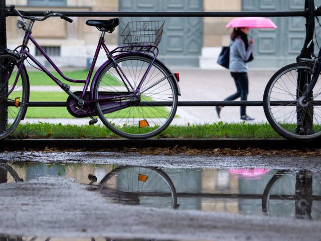 Wetter in Deutschland: Kräftige Regenfälle erwartet - teils sogar Schnee möglich