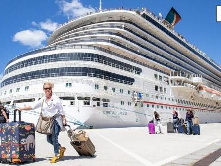 Gucken ohne Anfassen: Diese Hygieneregeln gelten auf Kreuzfahrtschiffen