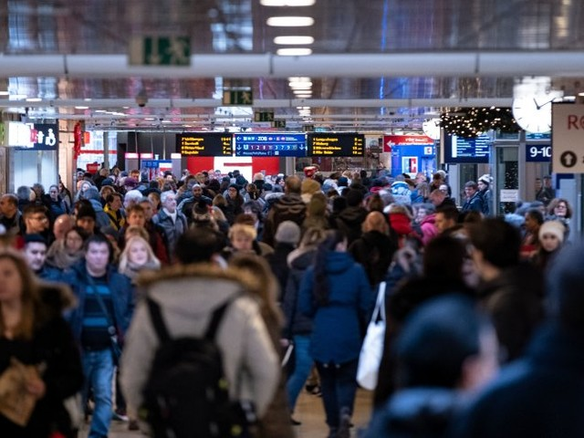 Streiks bei der Deutschen Bahn: Das sind die Rechte von Reisenden