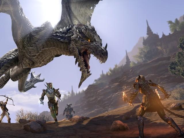 """The Elder Scrolls Online: Elsweyr und die """"Saison des Drachen"""" angekündigt"""