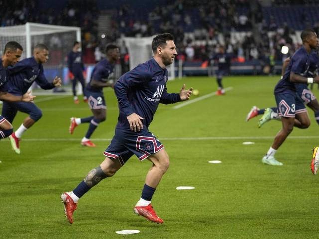 Paris Saint-Germain: Blutergüsse im Knie: Messi fehlt PSG gegen Metz