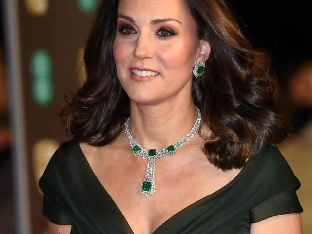 Baftas 2018: Viele Schauspielerinnen tragen Schwarz - Herzogin Kate nicht