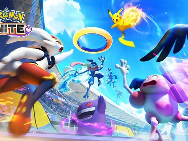 Pokémon Unite: Release für die Nintendo Switch im Juli 2021