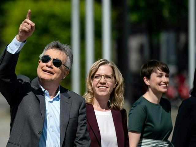 Grüner Bundeskongress: Rudern, Rockstars und ein historischer Auftrag