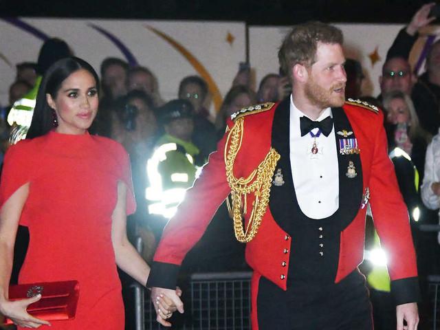 Meghan und Harry im Dauerstreit mit dem Königshaus - jetzt kriegen sie plötzlich royale Unterstützung