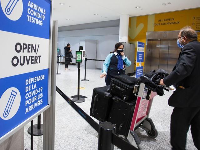 Flughafen Toronto: Reisende mit gefälschten Impfpässen an kanadischer Grenze erwischt – hohe Geldstrafe