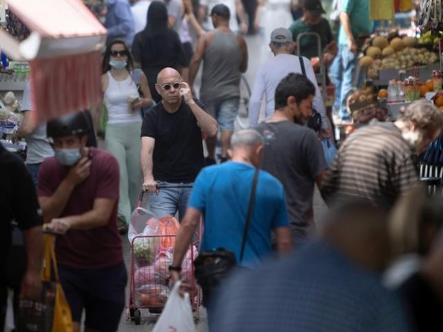 News zur Corona-Pandemie - Delta-Variante breitet sich aus: Israel führt Maskenpflicht in Innenräumen wieder ein