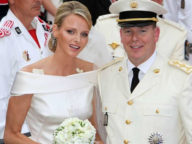 Charlène & Albert von Monaco: Besonderes Präsent zum 10. Hochzeitstag