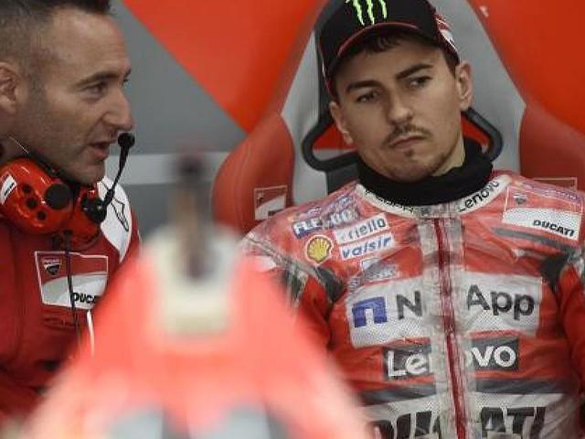 """- Jorge Lorenzo gesteht: Stand nach Ducati-Aus """"sehr knapp vor Rücktritt"""""""