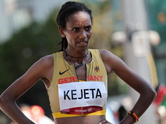 Olympia: Kejeta wird Sechste im Marathon